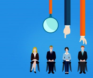 employee-recruitment-and-selection--illustration-with-copyspace